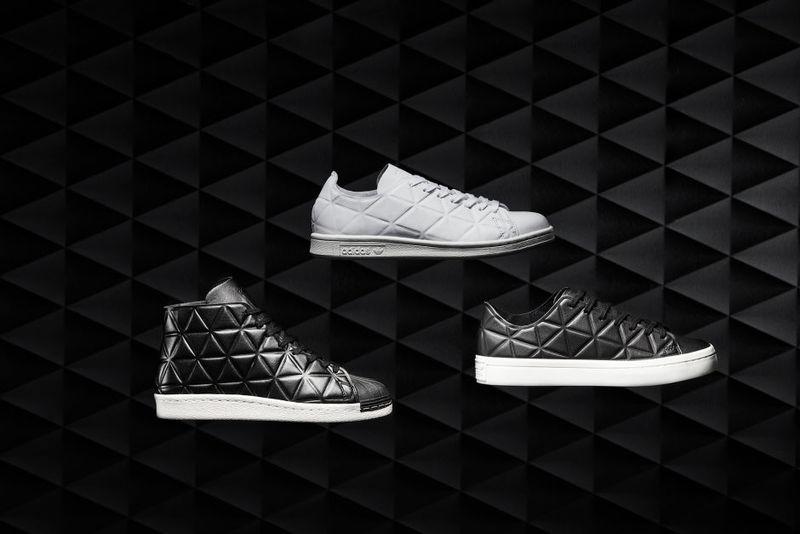Geometric Shoe Exteriors