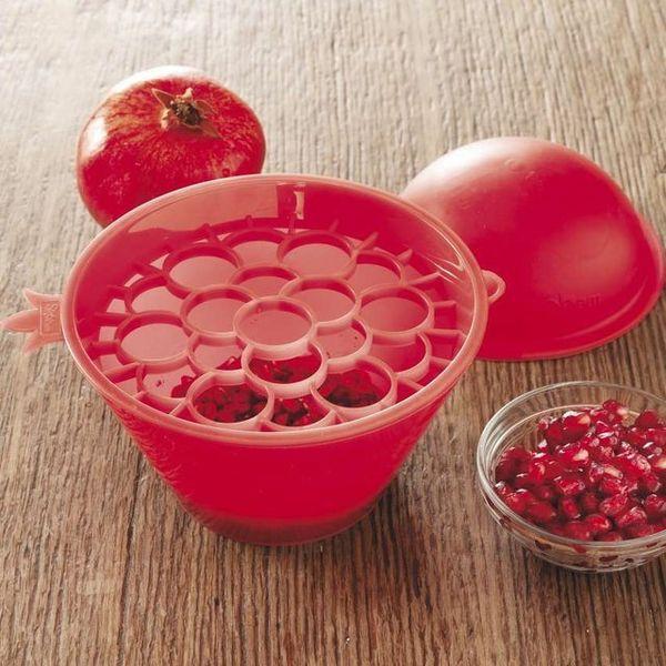 Pomegranate Seed Slicers