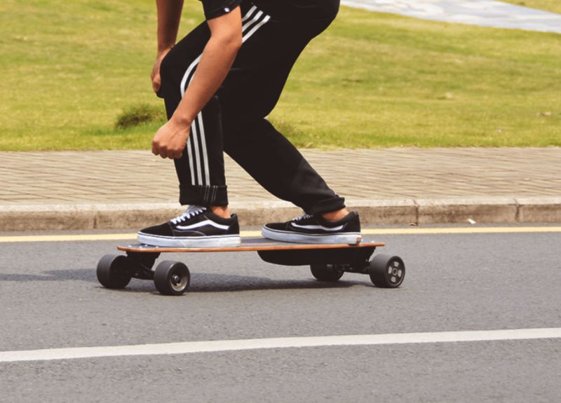 Ultra-Long Range Electric Longboards