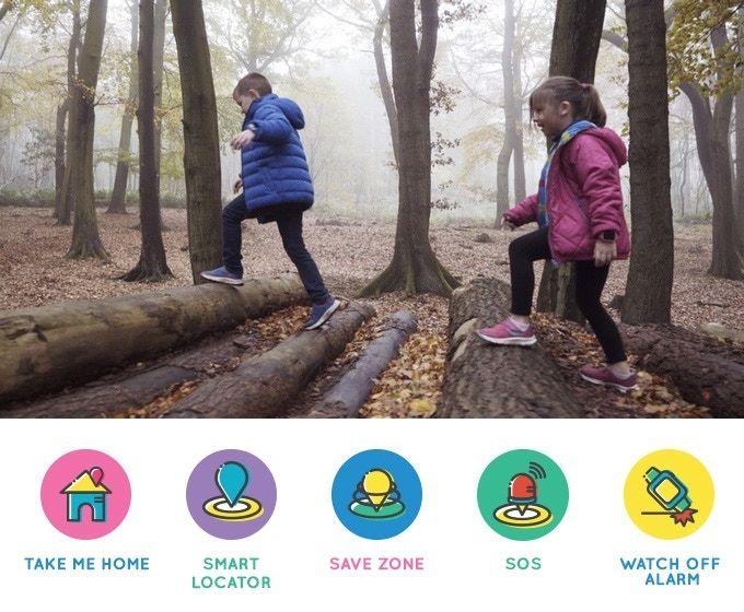 Child-Friendly Smartwatches
