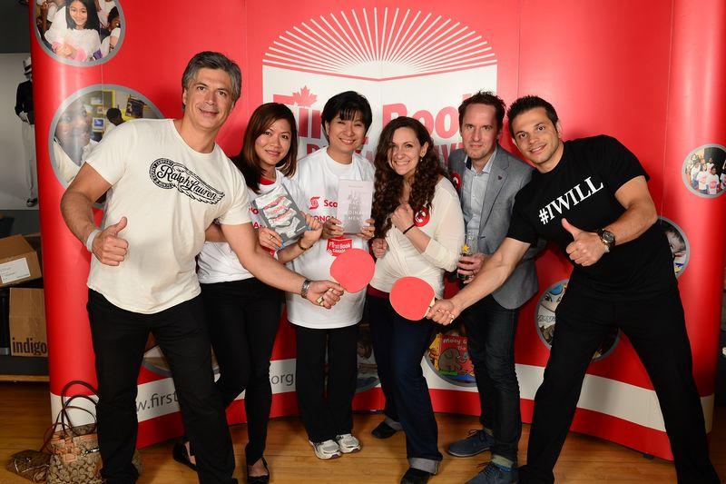 Charitable Ping Pong Tournaments