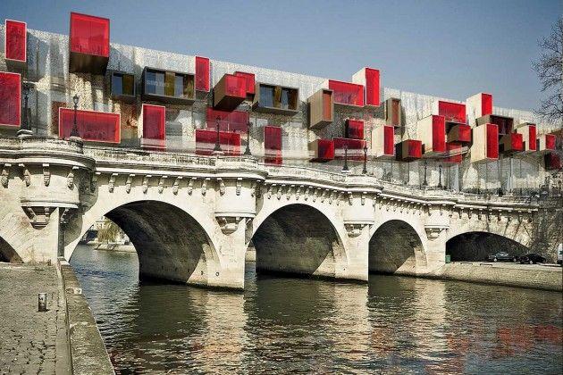 Micro City Concept Bridges