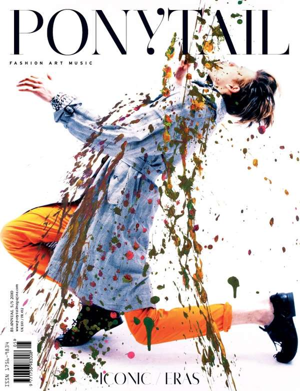 Paint-Splattered Pictorials