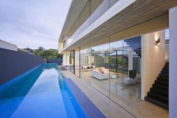 Water Garden Houses