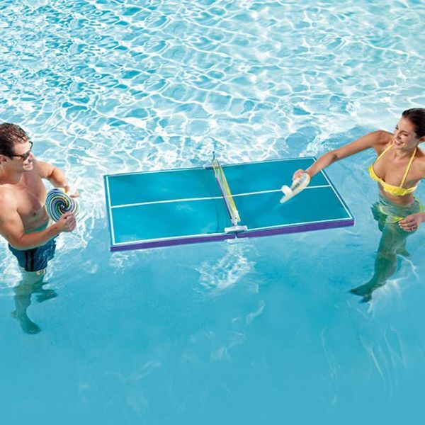Floating Table Tennis Pool Ping Pong Table - Billiards ping pong table