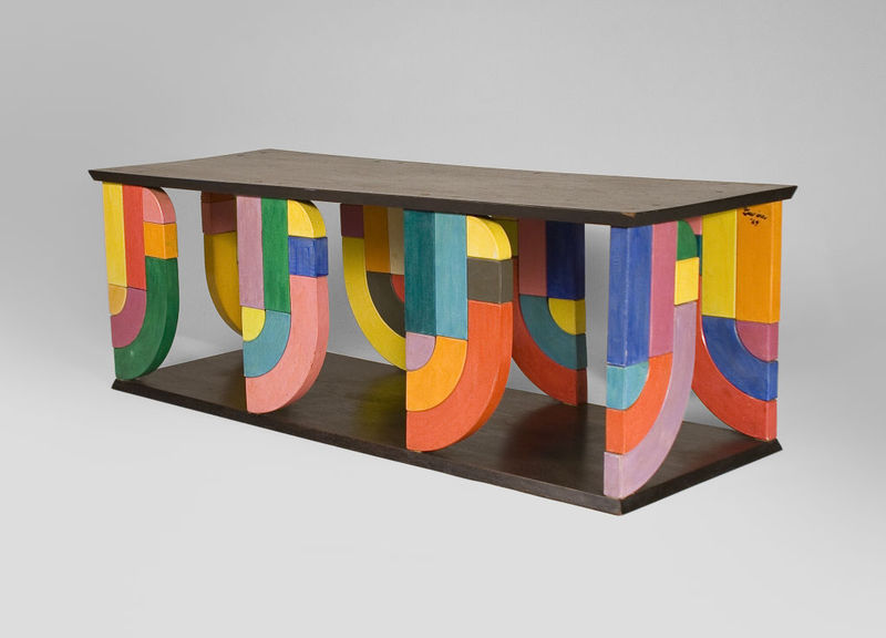Vibrant Pop Art Furniture