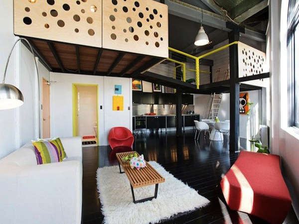 City Inspired Abodes Pop Art House