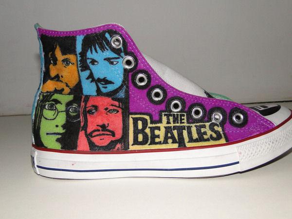 100 Flamboyant Pop Art Shoes e7ec8e239