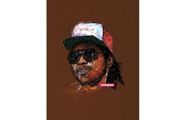 Iconic Hip Hop Portraits