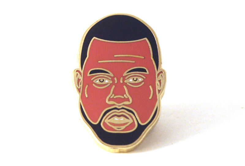 Quirky Pop Culture Pins