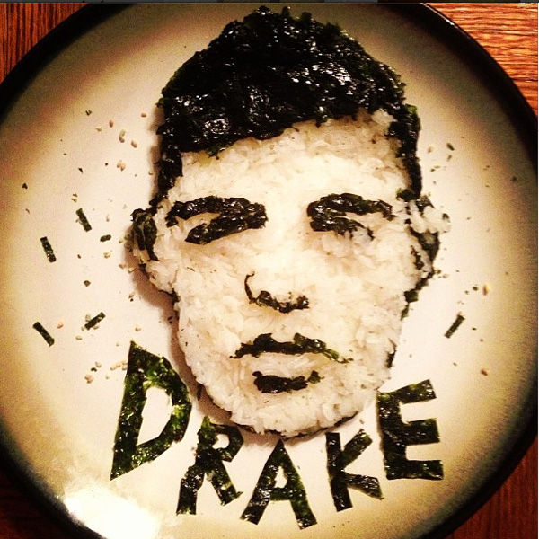 Edible Pop Culture Portraits