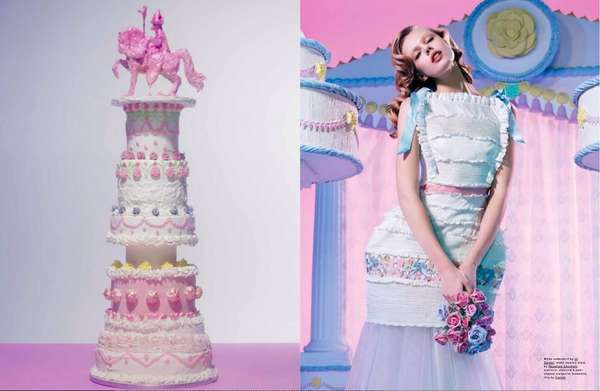 Cake-Inspired Fashion