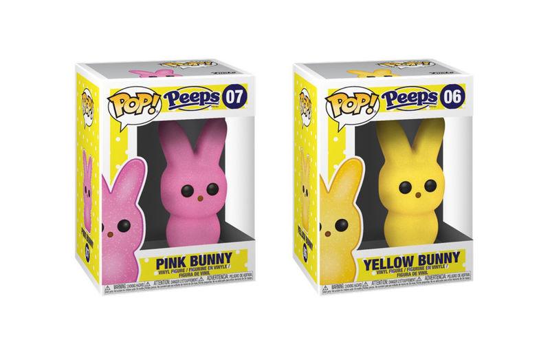 Marshmallow Bunny Toys