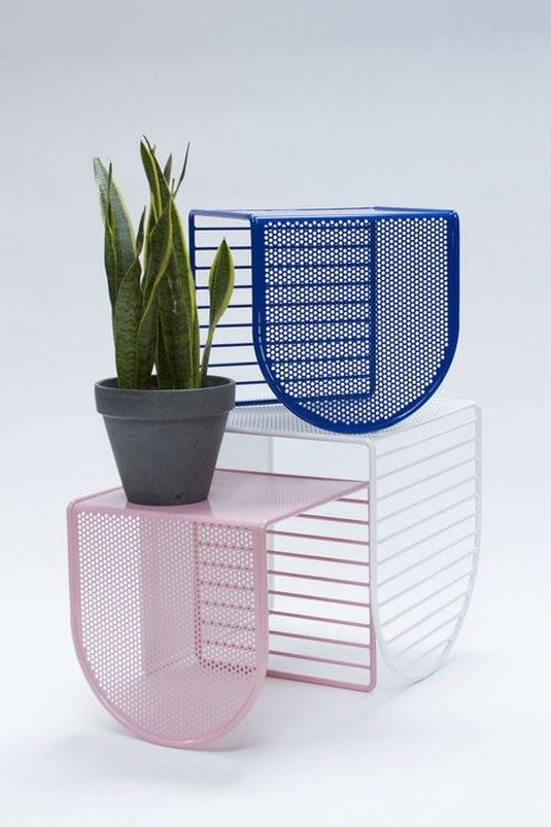 Perforated Steel Home Furniture