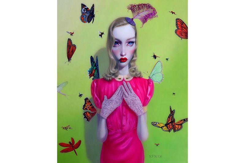 Warped Surrealist Art Exhibitions