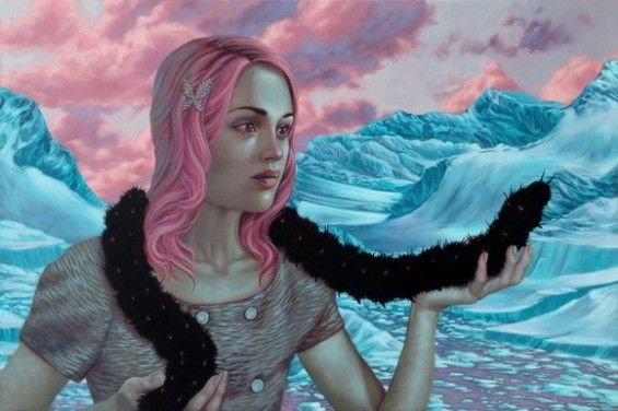 Pop Surrealism Paintings