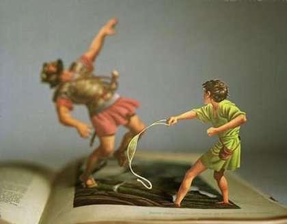 Pop Up Books As 3D Sculptures