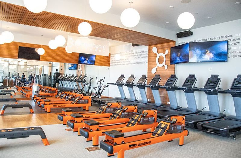 In-Hotel Pop-Up Gyms