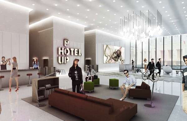 Office Pop-up Hotels
