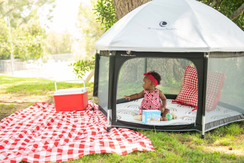 Portable Pop-Up Playpens