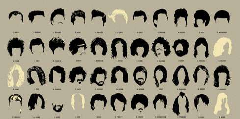 Music Hairstyle Histories