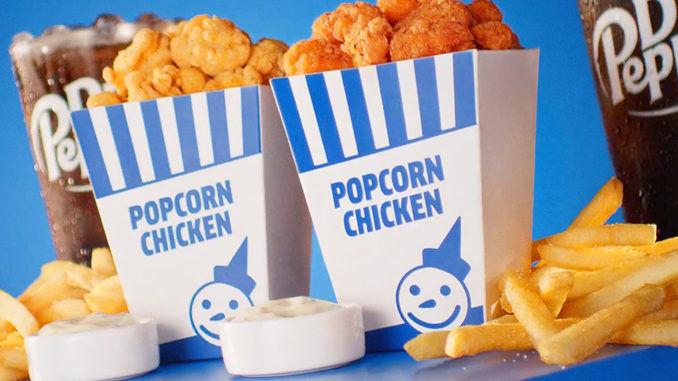 Spicy Popcorn Chicken Meals