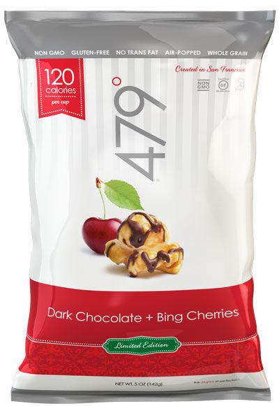 Artisanal Popcorn Flavors