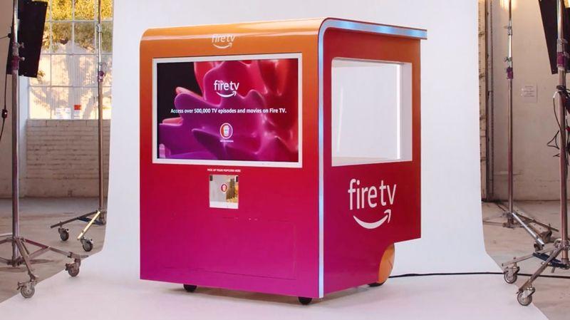 Robotic Popcorn Machines
