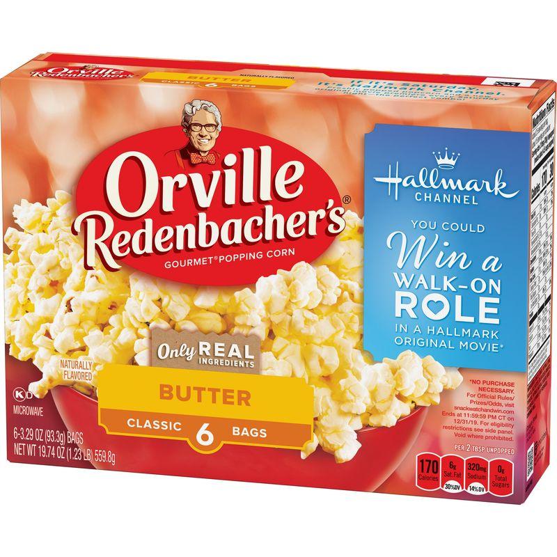 Filmic Popcorn Packs