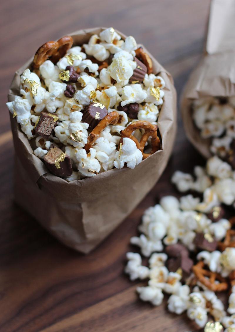 Opulent Popcorn Snacks