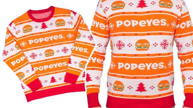 Seasonal QSR Sweaters