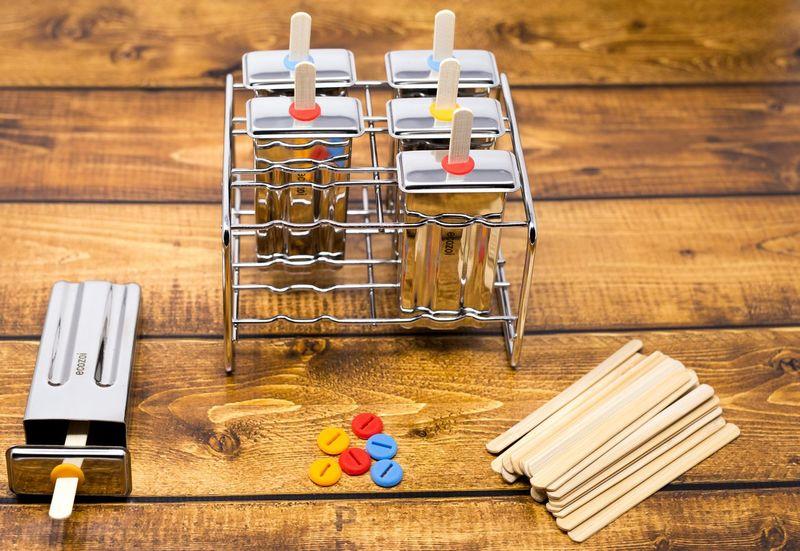 Reusable Steel Dessert Makers