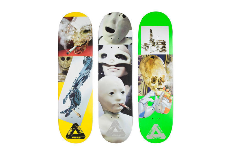 Meme-Inspired Skate Decks