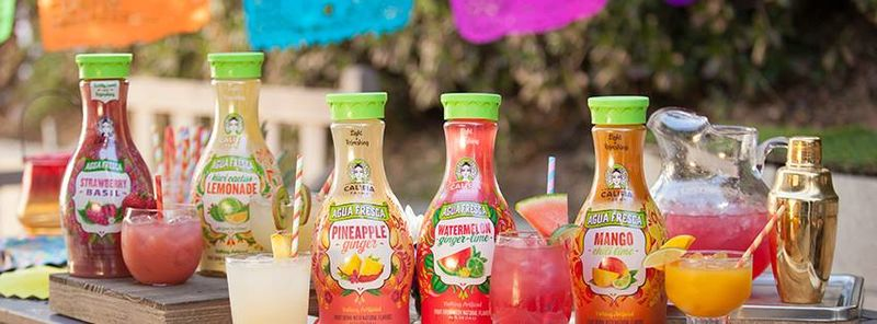 Naturally Sweetened Mexican Juices