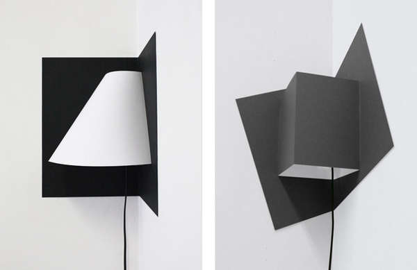 Foldable Avante-Garde Lighting