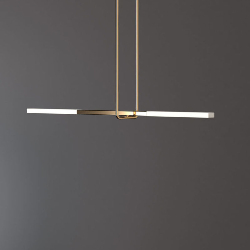 Acrobat-Inspired Lighting