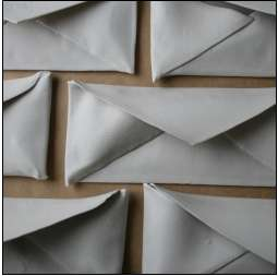 Porcelain Envelopes