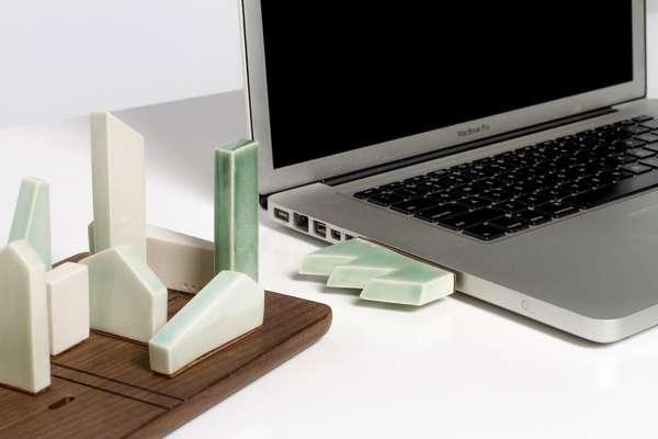 Primitive Porcelain USBs