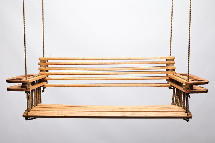 Fastener-Free Porch Swings