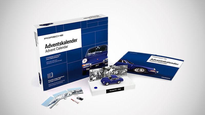 Sports Car Advent Calendars
