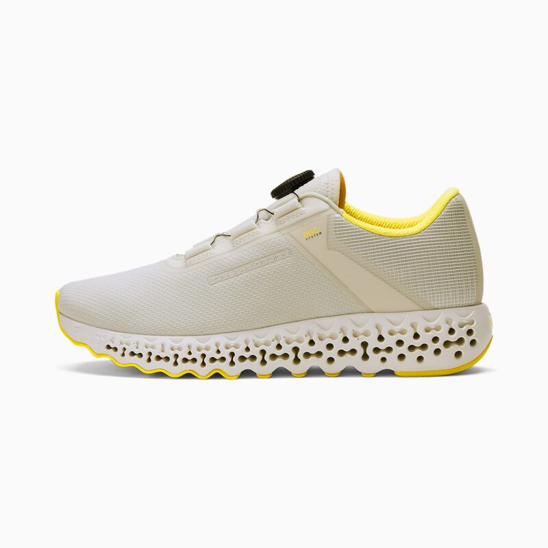 Sports Car-Inspired Adaptable Shoes