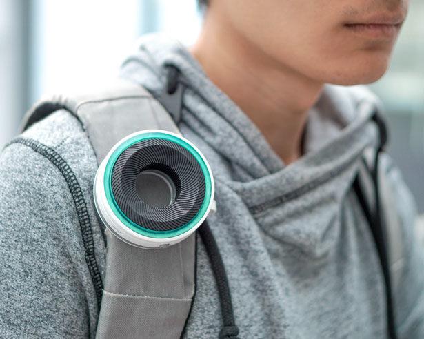 Wearable Urbanite Air Monitors