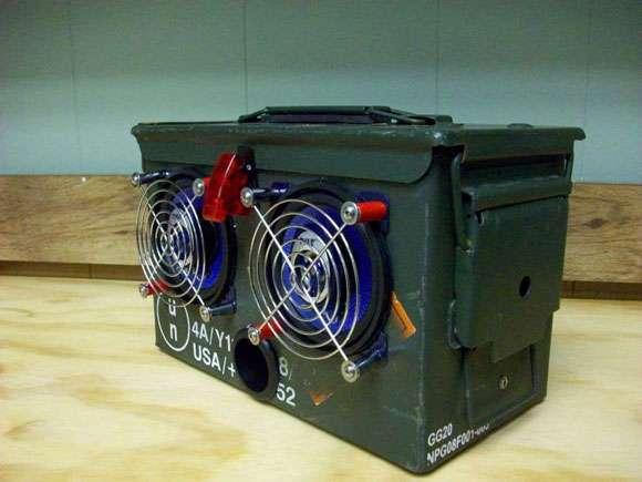 DIY Artillery Speakers