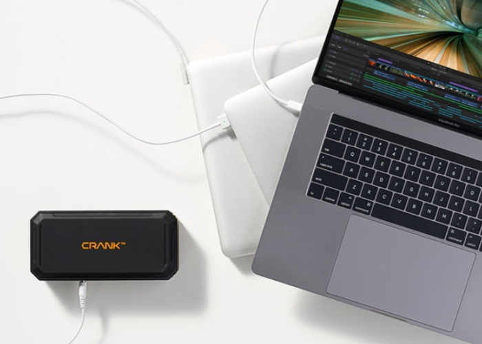 Jumpstarting Portable Backup Batteries