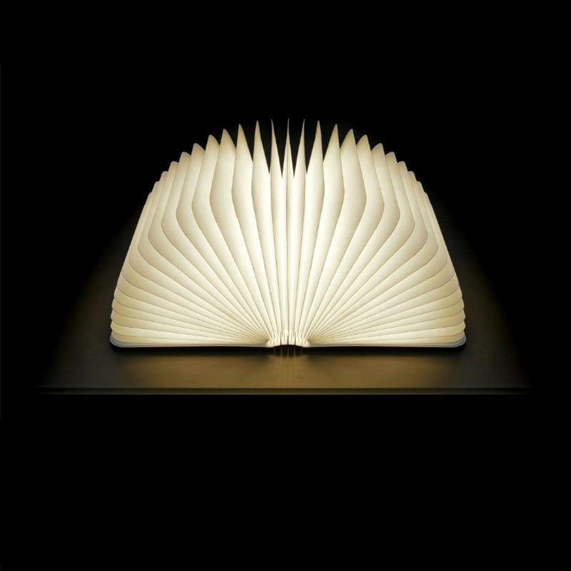 Foldable Book Lights