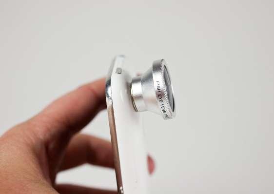External Phone Lenses