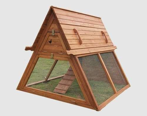 Handcrafted Hen Houses