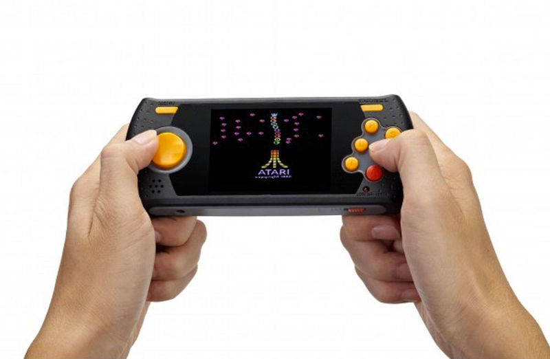 Handheld Retro Gaming Consoles