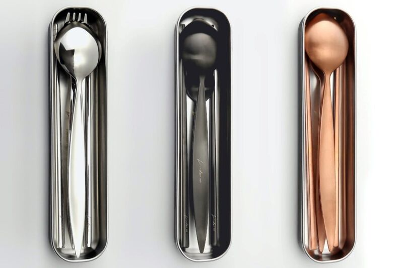 Stylishly Sustainable Cutlery Sets
