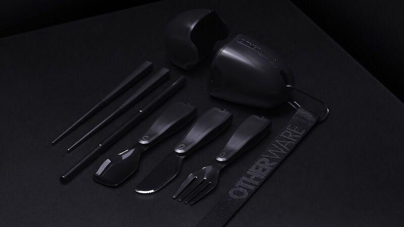 Demure Plastic Alternative Cutlery